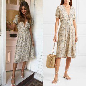 Faithfull The Brand Farah Dress Vintage Medina